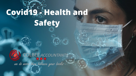 New Occupational Health and Safety workplace plans – Covid-19